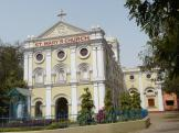 St. Mary's Church at Agra, India.