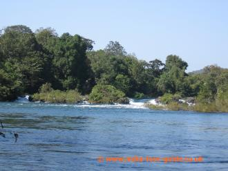 The Kai River at Dandeli and some rapids