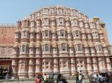 Hawa Mahal (Palace of the Wind) at Jaipur, India.