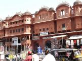 More of Jaipur's pink Buildings