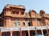 Jaipur's Pink Buildings
