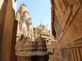 A Jain Temple - Jaisalmer, India