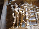 Carvings at the Jain Temple Group, Jaisalmer, India