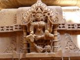 Jain Temple Carvings - Jaisalmer