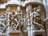 Carvings at the Jain Temple Group, Jaisalmer