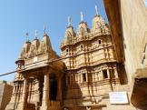 Entrance point for the Jain Temples at Jaisalmer Fort