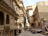 Jaisalmer, India:- Havelis
