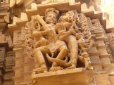 Beautiful carvings everywhere at Jaisalmer Jain Temples