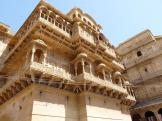 Jaisalmer - Palace of Maharawai, India