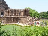 The Bhogmandir at Konark Sun Temple, India.