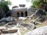 Cave Temple, Mamallapuram, India.