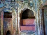 Hamam sauna - Mandu City Fort, India.