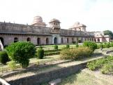 Jahaz Mahal Palace - Mandu City Fort, India.