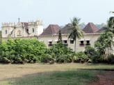 St Augustines Complex, Old Goa, India.