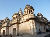 Different view of Ranji Temple in Pushkar.