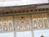Ranji Temple carvings - Pushkar, India.