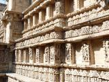 Rani Ki Vav Step well sculptures (India)