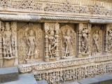 Rani Ki Vav Step well gallery sculptures