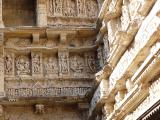 Rani Ki Vav Step well with sculptures the whole way down